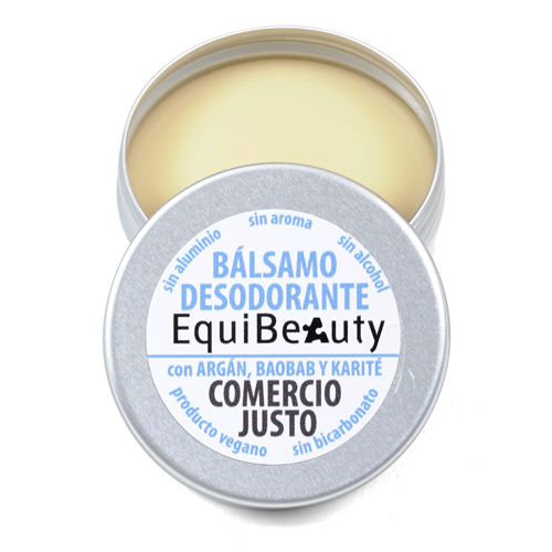 Desodorante sin bicarbonato sin aroma
